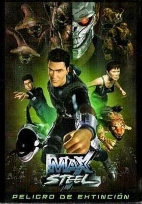Max Steel La Era de la Extincion DvdRip Latino Mega
