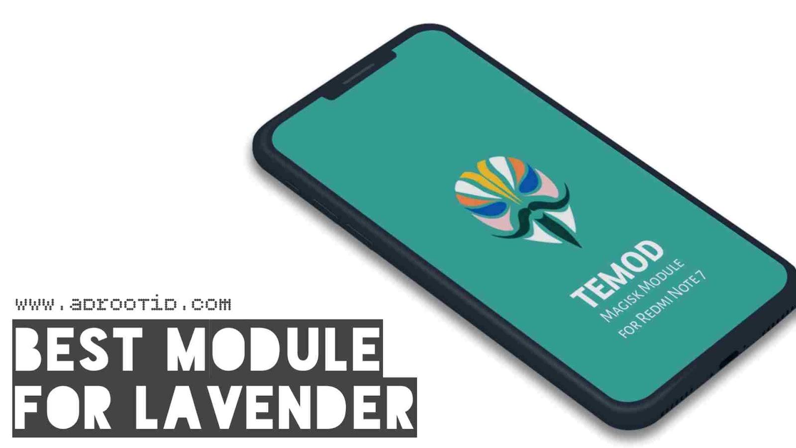 Module Magisk TEMOD untuk Redmi Note 7