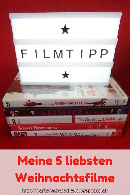 Meine 5 liebsten Weihnachtsfilme