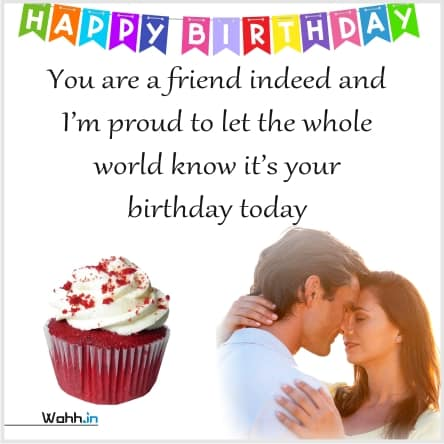 Cute Birthday Wishes for GF
