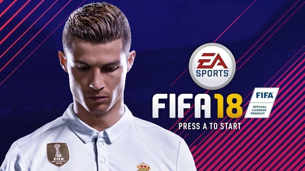 مراجعة لعبة FIFA 18