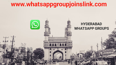 Hyderabad WhatsApp Group Joins Link
