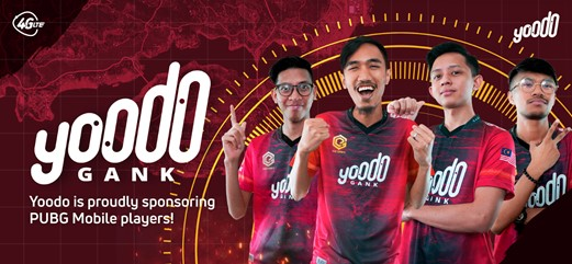Yoodo VirtuaLepak Community Day, Yoodo, Yoodo Ambassadors, Yoodo eSports,  Concert Ticket Giveaways, BTS Screening, Lifestyle