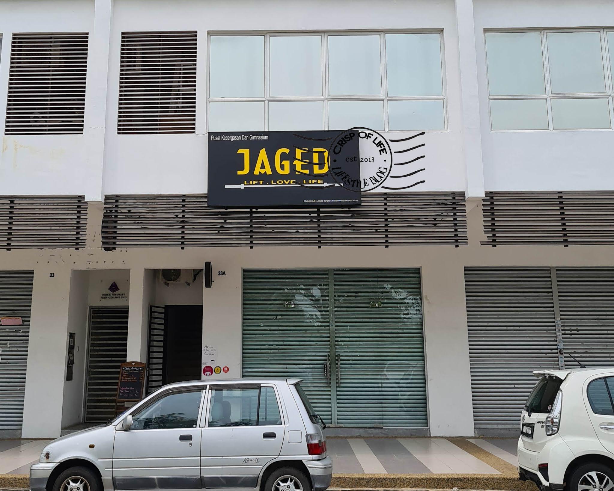 Jaged Cafe @ Bukit Mertajam, Penang