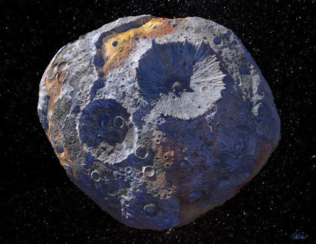 New More Complete View of Massive Metallic Asteroid Psyche