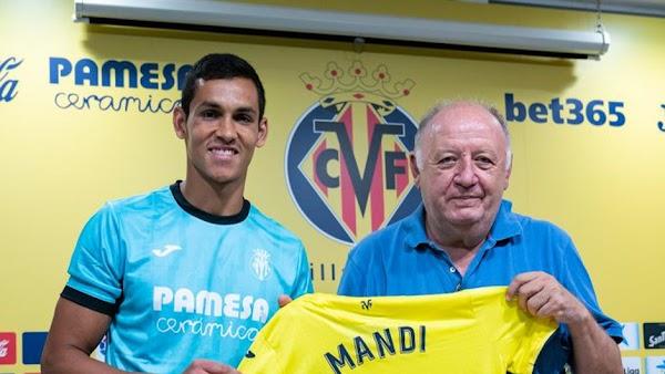 """Mandi - Villarreal -: """"No me lo pensé mucho, buscaba regularidad en Europa"""""""