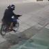 Mulher é metralhada após reagir a assalto em parada de ônibus; veja vídeo