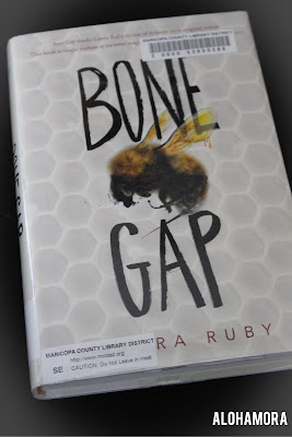 Bone Gap by Laura Ruby gets 4.5 out of 5 stars in my book review of this Printz Medal Winner aka the best YA/Teen book.  This book is great!  There is language, but it is mostly clean which actually surprises me for Printz winner books.  This book is unpredictable and all around interesting.  It didn't get the 5 star b/c it didn't wow me.  Though, I thoroughly enjoyed this book.  YA teens high school small towns books for boys or girls, surprise interesting complex storyline Alohamora Open a Book http://alohamoraopenabook.blogspot.com/