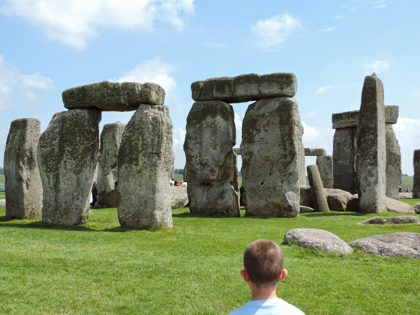 druid baby naming ceremony and healing rite at standing stones
