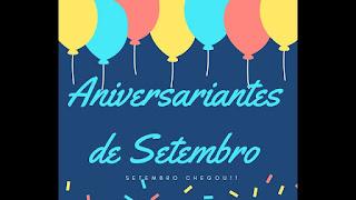 Eu Conheço uma Pessoa Linda que faz Aniversario em Setembro, as Pessoas mais Lindas vc Sabe Nasceram em Setembro.