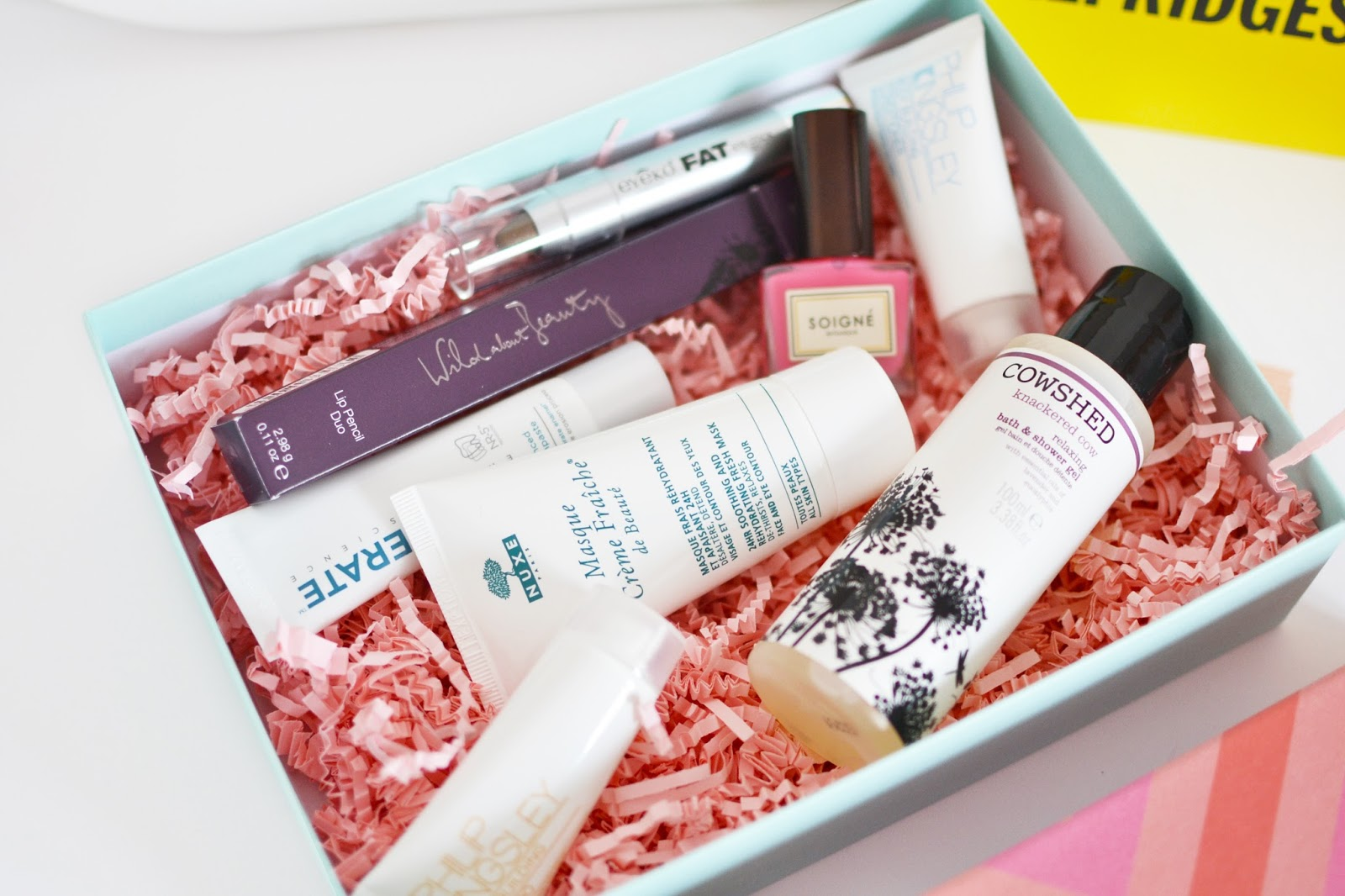 selfridges x birchbox collaboration