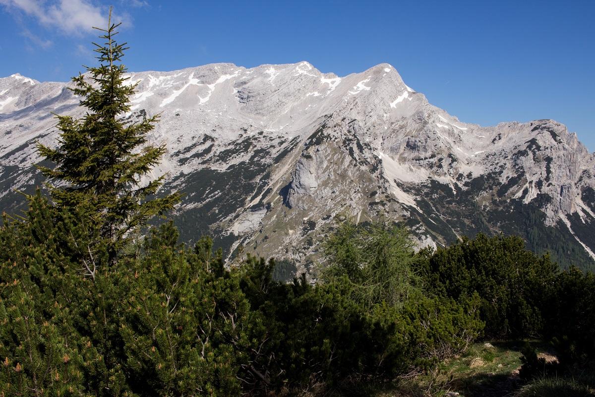 Blick vom Vrsic Pass