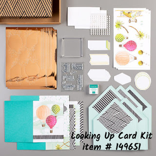 Looking Up Card Kit