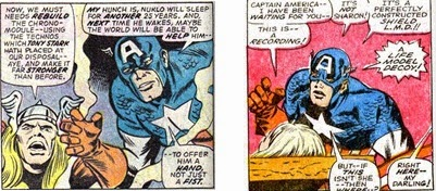 Captain America 108 Kirby
