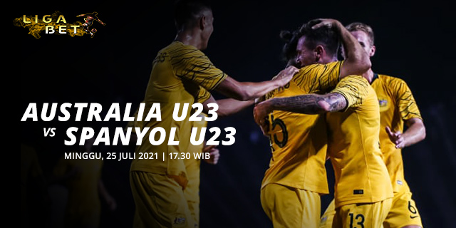 PREDIKSI PARLAY AUSTRALIA U23 VS SPAIN U23