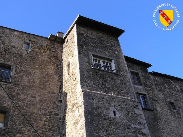 DIEULOUARD (54) - Château-fort