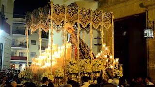 La Virgen de la Candelaria  de Sevilla saldrá en procesión extraordinaria el 5 de junio del 2021