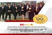 Pertama di Indonesia, LQ Indonesia Lawfirm Buka Layanan Online Konsultasi Hukum di Hi-LQ
