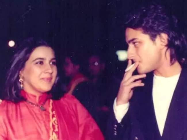 Amrita Saif Ali Khan