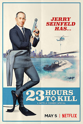 Jerry Seinfeld 23 Hours To Kill 2020