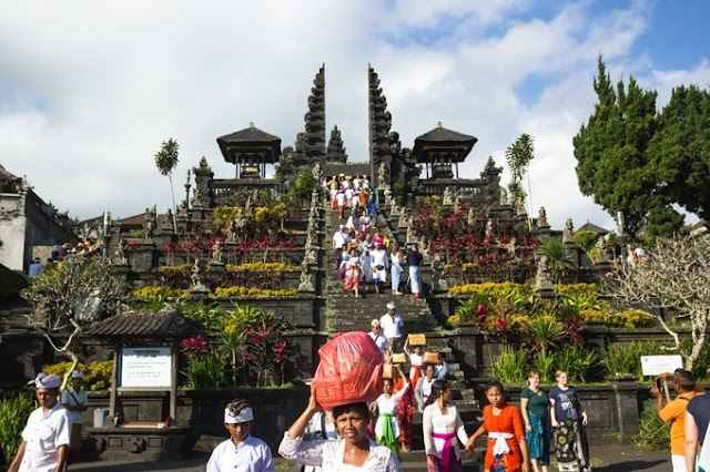 7 sacred temples in Bali