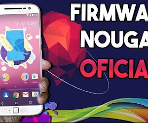Flashear y Actualizar Moto G4 Plus a Android 7.0 Nougat Firmware Official