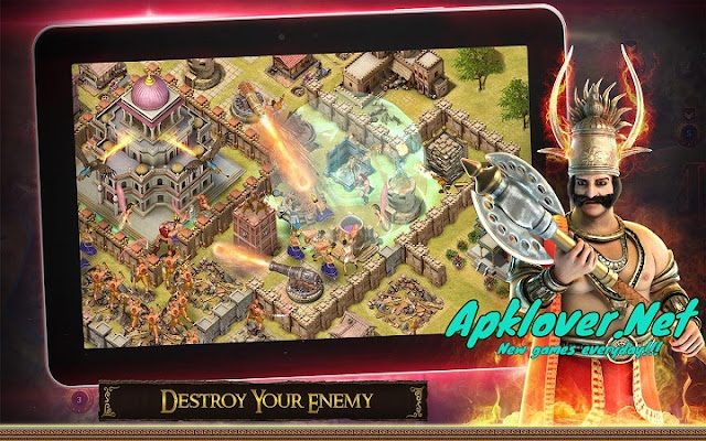 YuddhBhoomi the epic war land MOD APK