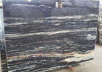 Black Picasso Marble