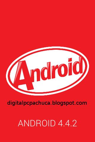 Android 4.4.2 Kitkat en lg p500 optimus one
