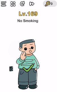 Jawaban Dilarang Merokok Brain Out