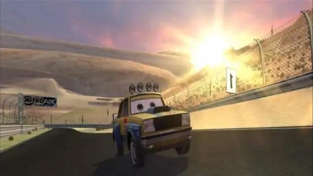 Disney Pixar: Cars Mater-National Championship Screenshot 4