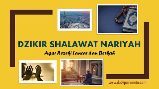 Dzikir Sholawat Nariyah