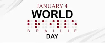 World Braille Day: 4 January