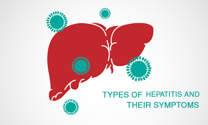 Common symptoms of hepatitis