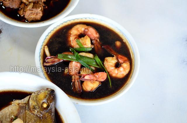 Sandakan Seafood Bak Kut Teh