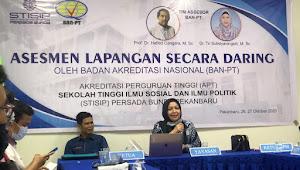Senin Besok, STISIP Persada Bunda Jalani Assesmen Akreditasi BAN-PT