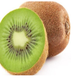 Kiwi Fruit Collagen Formation on Scalp