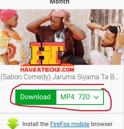 Yadda Ake Download Videos Daga YouTube Zuwa Wayar Android