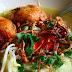 Resepi Soto Ayam Ala-Ala Chef Wan Bersama Bergedil