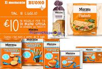 Logo Morato Pane: nasce l'e-couponing per scaricare i suoi buoni sconto.