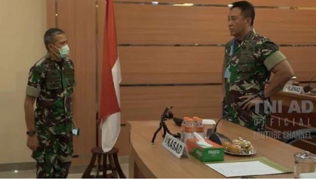 Rapat COVID-19 TNI AD Tegang, Dua Jenderal Bintang 2 Disuruh Keluar