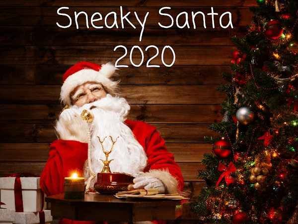 Inspiration To Be Someone's Sneaky Santa- 30 Years In The Making