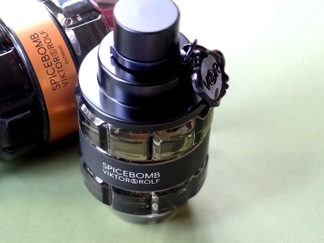 Viktor and Rolf Spicebomb and Spicebomb Extreme | Father's Day Gifting From Viktor And Rolf
