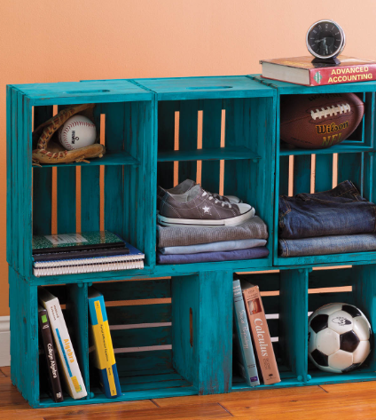 11 AMAZING WOODEN CRATES FURNITURE DESIGN IDEAS