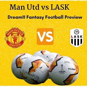 Man Utd vs LASK UEFA Europa League