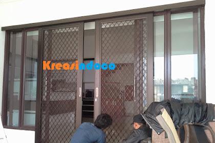 Pintu Kasa Aluminium Murah Jakarta