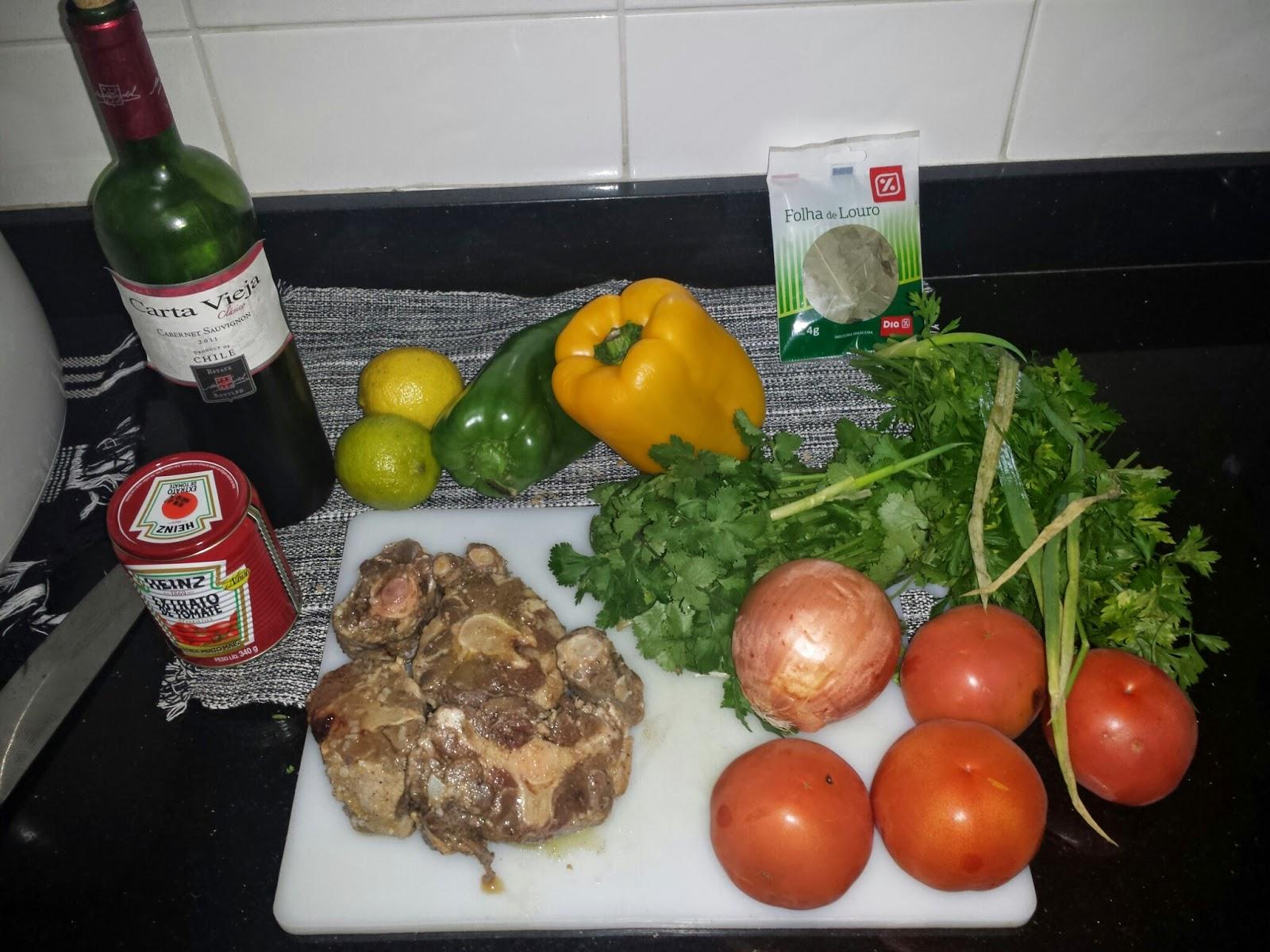 Boa Noite Picante: Guerreiros Na Cozinha: Rabada Gourmet