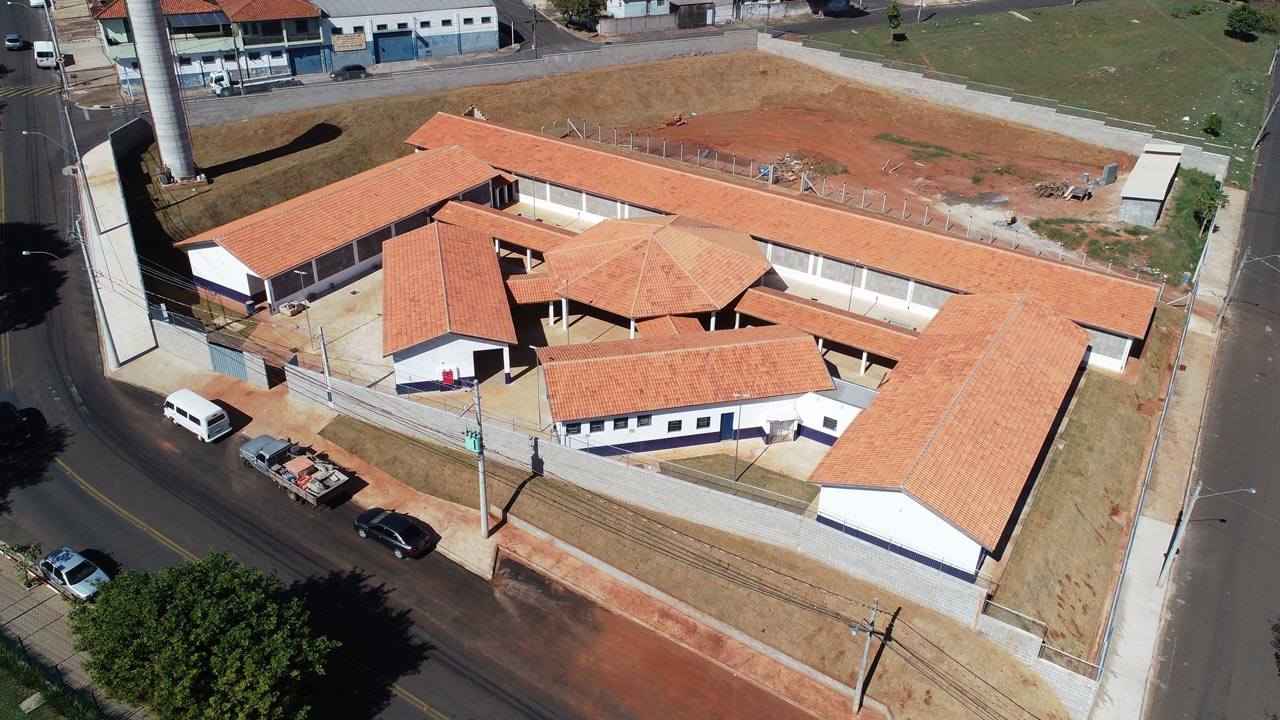 Prefeitura de Botucatu entrega mais uma escola de Ensino Integral