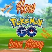How Pokemon Go earns money?