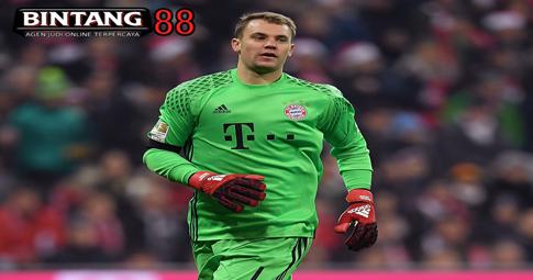Neuer Jadika Kapten Bayern Munchen Gantikan Lahm